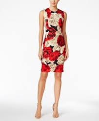 calvin klein petite dresses for women macy u0027s
