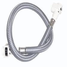 moen aberdeen kitchen faucet moen duralock kitchen and bar faucet quick connect hose kit 114307