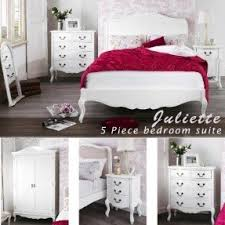 Shabby Chic Bedroom Furniture Cheap by Shabby Chic Bedroom Sets Foter
