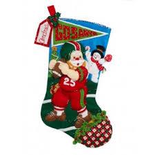 100 seasonal home decorations bucilla seasonal felt bucilla felt applique christmas stocking kits merrystockings
