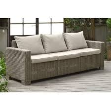 Outdoor Sofa Bed Outdoor Sofas Loveseats