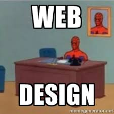 Spiderman Meme Generator - spiderman sitting at desk meme maker desk design ideas