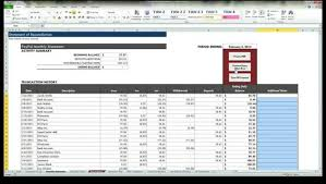 income statement template excel mac monthly income statement