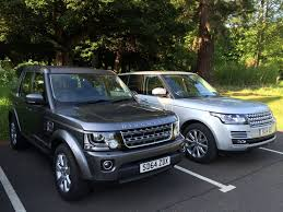 first range rover ever made luxury scotland with a land rover defender discovery or range