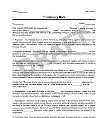 installment promissory note template free promissory note create a free promissory note templates