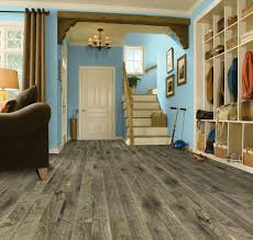armstrong rustics forestry mix gray washed laminate flooring l6621