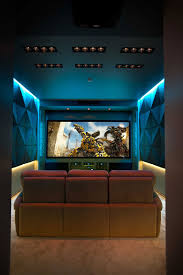 home theater offers cozy comfort in russia http freshome com