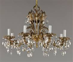 Brass Antique Chandelier Shop Restored Vintage And Antique Chandeliers Ceiling Lights