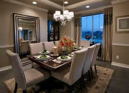 Modern Dining Room Decoration Home Design Ideas - Modern dining room decoration