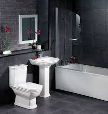 Contemporary Bathroom Suites - complement home with bathroom suites bath decors