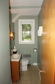 narrow bathroom design tiny half bath from closet to half bath bathrooms design