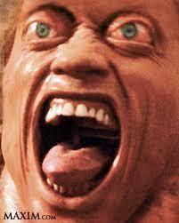 Scream Meme - total recall scream face meme generator imgflip