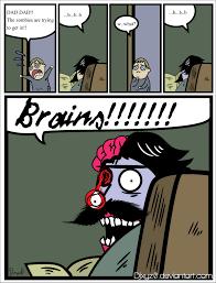 Staredad Meme - stare dad zombie by djxyz0 on deviantart