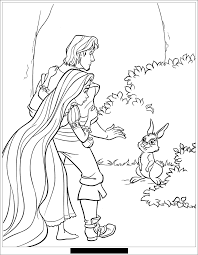 raiponce disney 2 tangled coloring pages coloring for kids