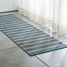 Crate And Barrel Indoor Outdoor Rugs Crate And Barrel Outdoor Rug Sachi Teal Stripe Indooroutdoor Rug