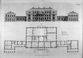 4 rotunda architecture floor plans pain william 1730 1790
