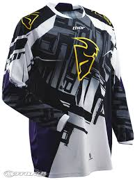 fox motocross shirts thor motocross phase gear review motorcycle usa