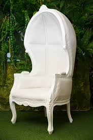 french canopy chair white french canopy chair wedstyle weddings events styling
