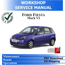 ford fiesta 2002 2008 all engines workshop service repair pdf