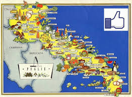 Apulia Italy Map by The Travelling Teachers Travelling Into Italian Culture Puglia