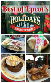 Thanksgiving Food Prices Best Of Epcot U0027s Holidays Around The World Food Booths The