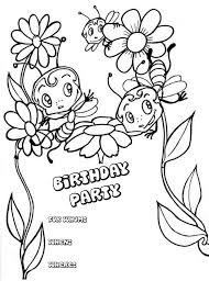cool coloring page birthday card cool coloring 3337 unknown
