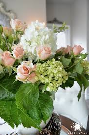 hydrangea arrangements simple steps to create a grand flower arrangement kelley nan