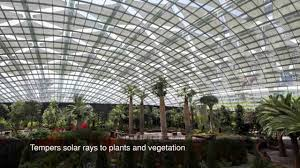 gardens by the bay soltis 92 retractable screens youtube