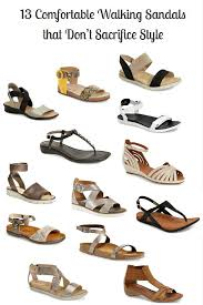 Most Comfortable Leather Sandals 13 Comfortable Walking Sandals That Don U0027t Sacrifice Style