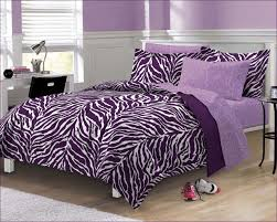 Black And Purple Bed Sets Bedroom Design Ideas Winter Bedspreads Animal Print Comforter