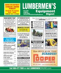 february 2010 lumbermen u0027s equipment digest by lumbermen u0027s