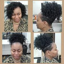 crochet hair mohawk pattern crochet braids with shave sides ilovecrochetbraids