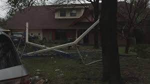 Weatherbug Backyard Watch Tornado Damage Update From Alamo Heights Kens5 Com
