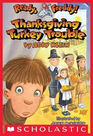 ready freddy 15 thanksgiving turkey trouble kindle edition