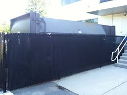 chain link fence privacy modern fence ideas chain link fence