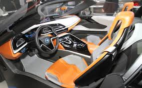 bmw i8 inside 2013 bmw i8 spyder news reviews msrp ratings with amazing images