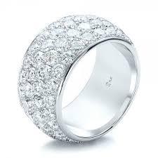 ring diamond wedding custom pave diamond wedding ring diamond wedding rings diamond