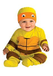 Halloween Costumes Newborns 0 3 Months Infant Ninja Turtle Jumper