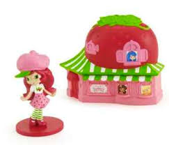Strawberry Shortcake Cake Decorations Strawberry Shortcake Party Supplies And Ideas Kids Party