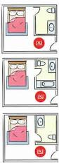 Fung Shui Bedroom 14 Must See Bedroom Feng Shui Taboos With Illustrations Feng
