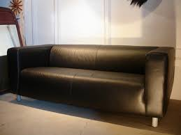 ikea black leather sofa underground rakuten global market sale ikea ikea klippan