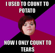 Count To Potato Meme - the 10 worst memes of 2012