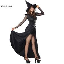 Witch Halloween Costumes Kimring Witch Halloween Costume Womens Magic Moment