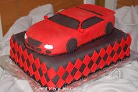 cars birthday cake car cake gifting pleasure