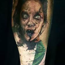 zombie tattoos tattoo ideas 2016 2017