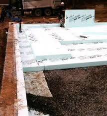 Basement Floor Insulation Properly Insulating Basements And Concrete Slab Floors Green