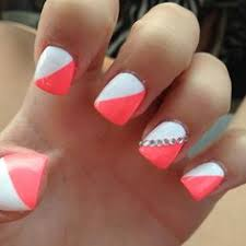 acrylic nails designs for prom how to nail designs