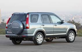 pics of honda crv used 2006 honda cr v suv pricing for sale edmunds