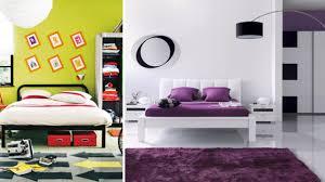 couleur de chambre tendance couleur de chambre peinture déco côté maison
