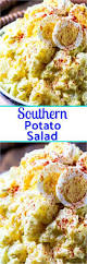 Southern Comfort Meals Southern Potato Salad Recipe Southern Potato Salad Potato